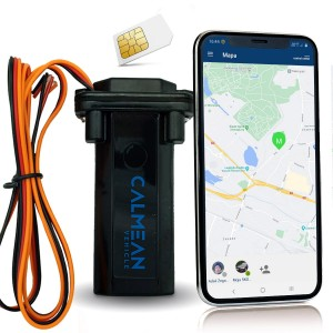 Lokalizator GPS Do Samochodu CALMEAN Vehicle Cable Smart