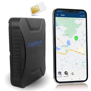 Lokalizator GPS Do Samochodu CALMEAN Vehicle Battery Big